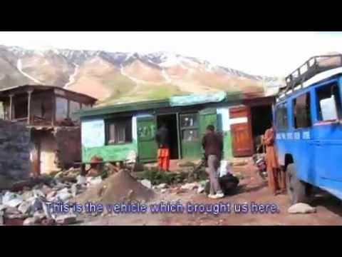 9 Days Travel Story Shounter Astore Deosai Skardu  2012