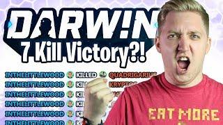 7 KILL VICTORY?! - Darwin Project