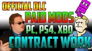 PAID MODS 2.0 (Creation Club) WILL WORK make Bethesda LOT of MONEY! | #BE3 | Responding to Concerns