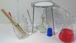Химическая посуда из Китая(Сегодня распакуем большую посылку с химической посудой из Китая. В ней можно найти базовые и самые необходи..., 2016-05-07T10:03:37.000Z)