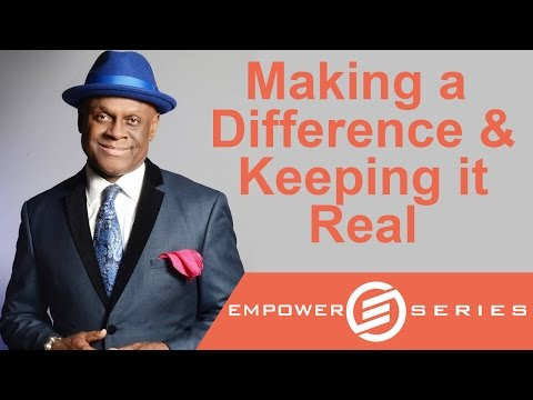 Michael Colyar – Making a Difference and Keeping it Real! | 2016 Empower Series