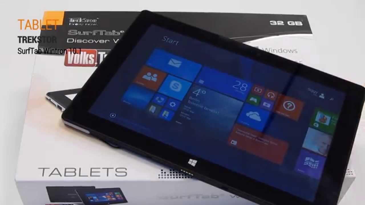 TrekStor Volks Tablet Driver for PC