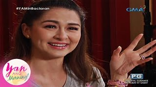 Repeat youtube video Yan ang Morning!: Super special birthday surprise for Marian!