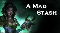 A Mad Stash Achievement (Ivonda's Mad Ramblings quest) [Grim Dawn]