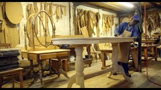 Tour Of Fechters Fine Furniture Factory In South Africa