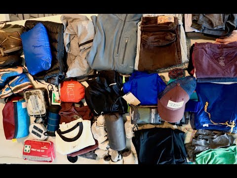 A Packing Guide to Backpacking South America