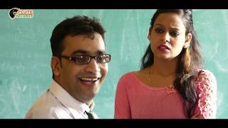 Haryanvi Class ( FUNNY ) Part 3 || मोडरन मैडम || MANISH MAST || 2018 हिट कॉमेडी || Flute Records