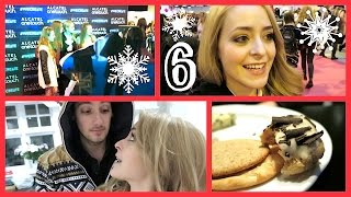Meet-Ups & Our Day at The Clothes Show! Vlogmas 6