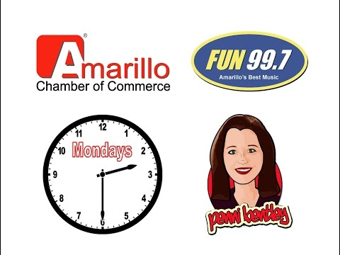 Amarillo Chamber Minute Radio Show 7-13-15