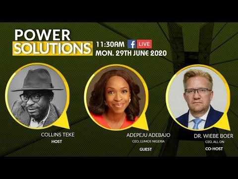 The Solar Box Powering Up Nigeria