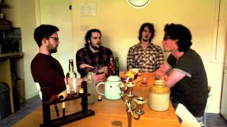 The Longest Johns - Haul Away Joe (in the kitchen)