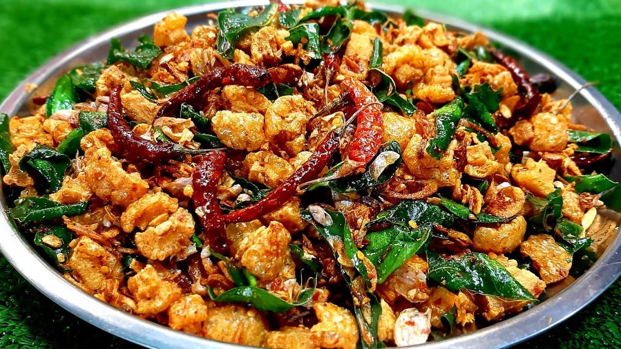 แจกสูตร #แคบหมูสมุนไพร กรอบๆ รสจัดจ้าน ทานเล่นได้ ทานกับข้าวก็อร่อยๆ ทำง่ายๆ ทำขายได้เลย