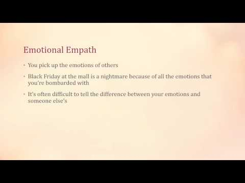 Five Types of Empaths