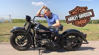 Let's ride 1941, Harley-Davidson FL