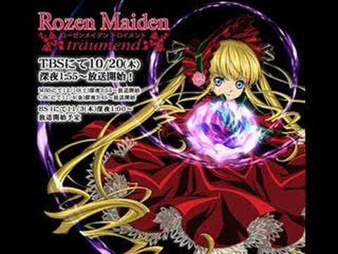 Rozen Maiden opening Full