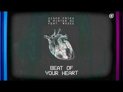 Смотреть клип Disco Fries & Mister Ac Ft. Rozee - Beat Of Your Heart