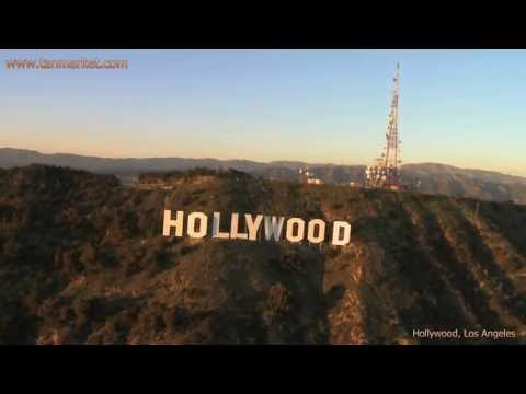 Hollywood, Los Angeles, USA Collage Video - youtube.com/tanvideo11