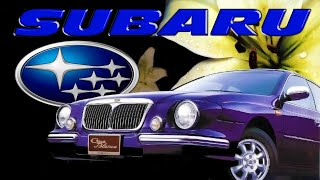 ТОП 7 Subaru – Самые Необычные Автомобили СУБАРУ