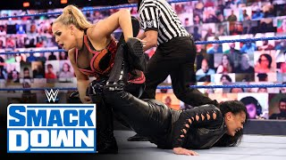 Natalya vs. Tamina – Last Chance Survivor Series Qualifying Match: SmackDown, Nov. 20, 2020