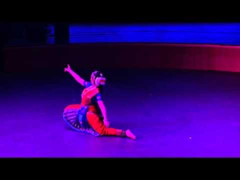Athira Pratap   Classical Indian Dance   2016 National YoungArts Week