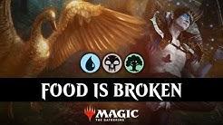 FOOD IS BROKEN | Oko is Broko New Standard Deck #sponsored