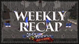 Old School RuneScape Weekly Recap - Elf poll results, PvP update, and Hosidius!