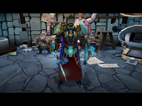 Runescape: Augmenting My T90 Power Gear - How Long It Lasts