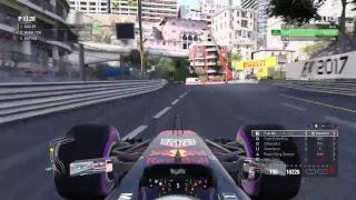 F1 2017 S4, R6 Monaco
