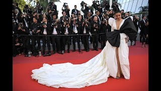 Deepika Padukone at Cannes 2019 : Stunning In Gift-Wrapped With Giant Bow