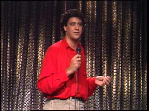 Brad Garrett On Letterman Doovi