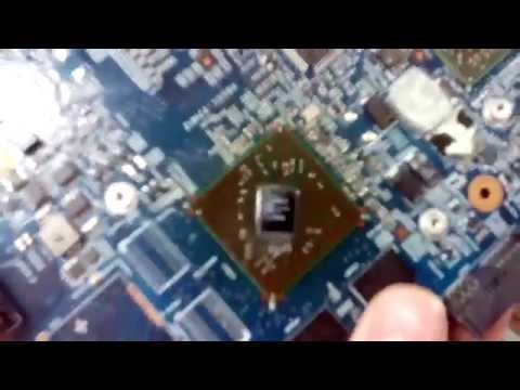 Acer 5560 Видеокарта