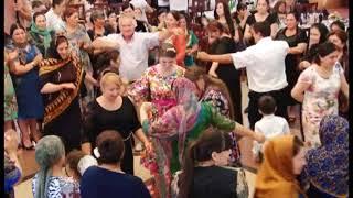 Зажигательная свадьба в Дагестане. Динара Магомедова