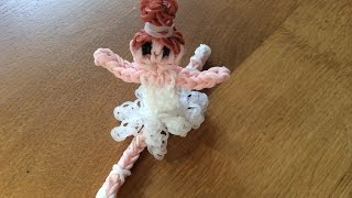 Rainbow Loom Nederlands, Ballerina Girl