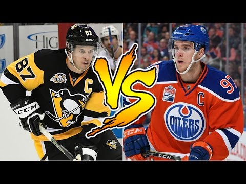 Is Connor McDavid Better Than Sidney Crosby? (BEST GAME YET!) | NHL 17 Simulation
