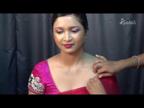 Indian Bridal Makeup | Silver Makeup