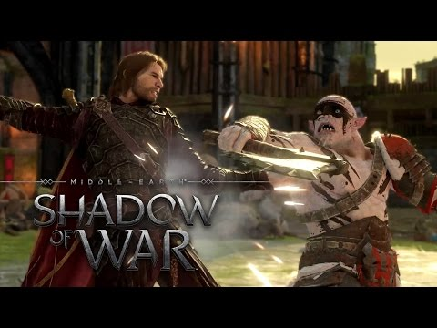 Middle-earth: Shadow of War - Open World Gameplay Trailer