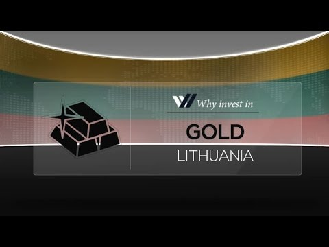 Gold Lithuania