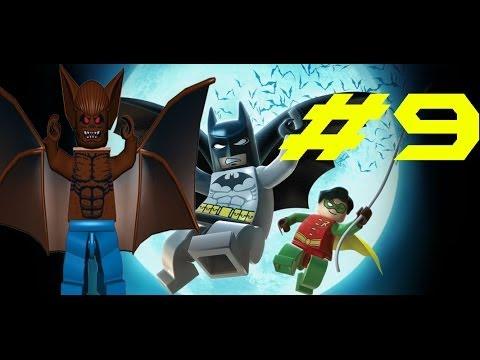 Lego Batman The Video Game Walkthrough #9 (Zoos Company ...