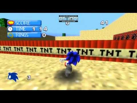 Dolphin 5.0 Wii Emulator - Sonic Colors (2010). Gameplay. Test run on PC #1