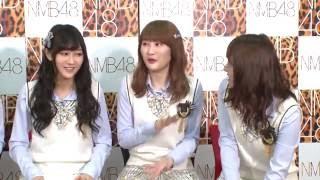 NMB48のダンスの振付で1番好きな部分はどこだクイズ 加藤夕夏、東由樹、...