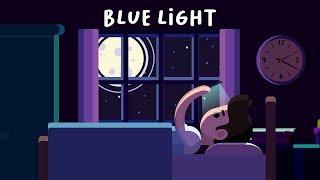 Gambar cover Insomnia Karena Handphone? - Blue Light
