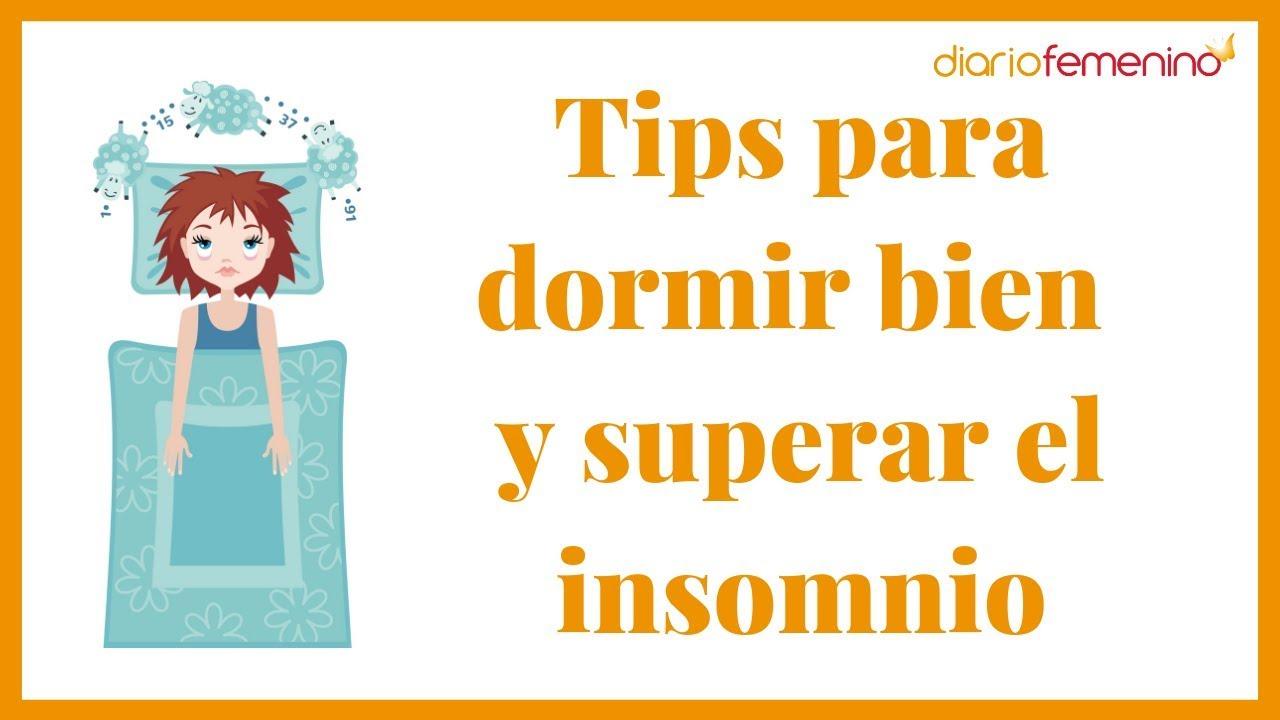 remedios caseros para dormir bien sin sonar