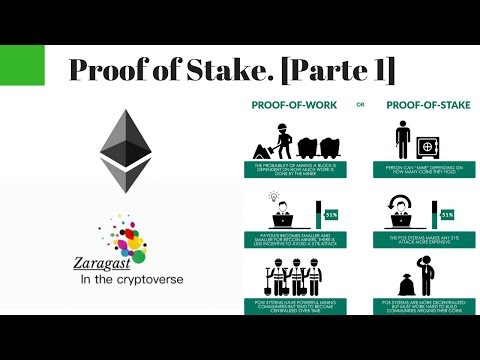 Proof of stake [Parte 1]
