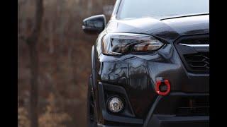 Subaru Crosstrek Raceseng Towhooks