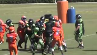 SWFL-Scout.com - 2015 Spring U12 Lee County Hawks vs Naples Gators