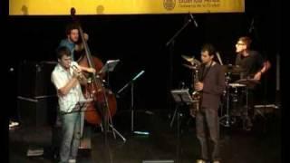brote: dos maneras. festival de jazz de buenos aires 2009.