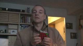 Как собрать Кубик Рубика 3х3 01/11