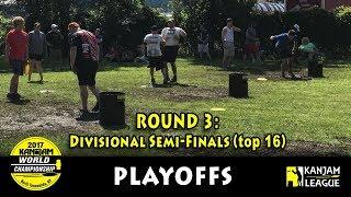 2017 KanJam World Championship - Playoffs: Round 3