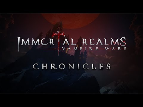Immortal Realms: Vampire Wars - релиз перенесён на 2020 год