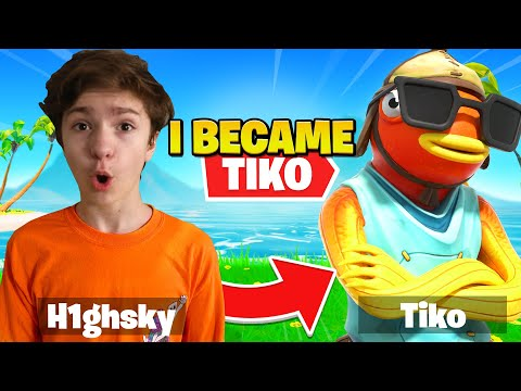 I AM THE NEW LEADER OF THE FISHY GANG!!! I Became TIKO!
